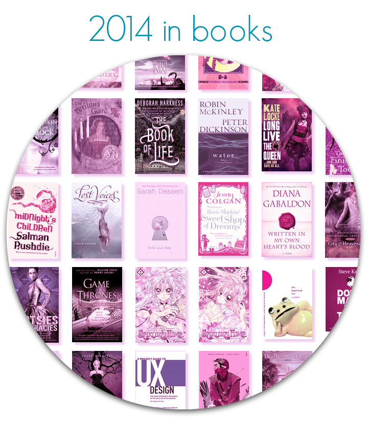books read in 2014