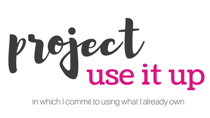 project use it up-2