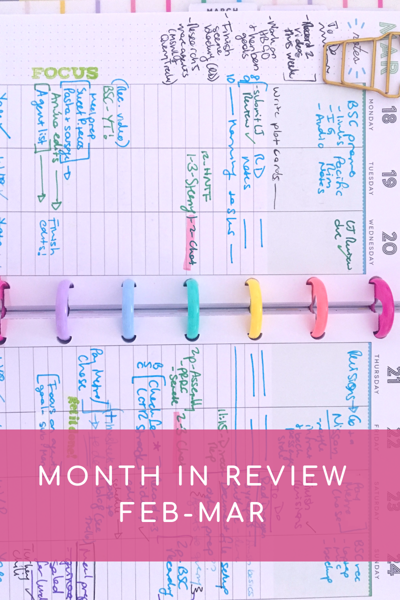 Month in review - Feb - Mar.png