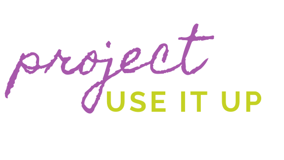 project use it up - new